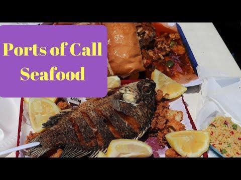 San Pedro Fish Market And Restaurant In San Pedro CA