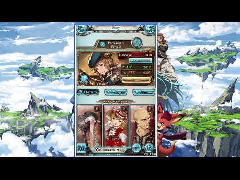 Granblue Fantasy - New player Guide to leaching