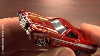 CGR Garage - 1972 RANCHERO Hot Wheels review & Metro Last Light