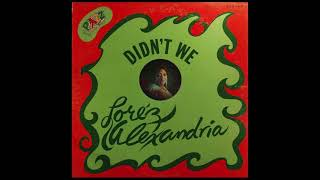 Lorez Alexandria ‎– Didn't We (1968)