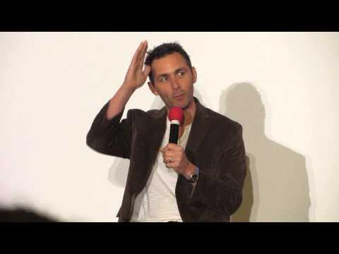 James Patrick Stuart talking about working on Supernatural NJ con 2013
