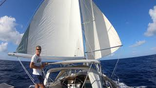 LIVELY SAILING,  Jamaica to Cayman - HR54 Cloudy Bay -  Mar'20. S20 Ep17
