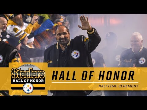 Hall Of Honor: Halftime Ceremony