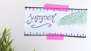 ☀ Summer ☀