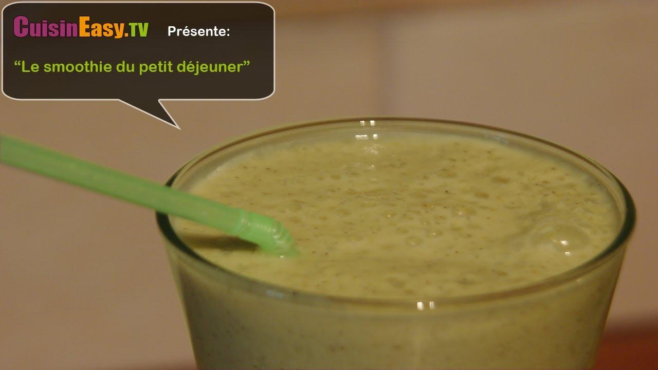 recette du smoothie kiwi et banane facile et parfait pour. Black Bedroom Furniture Sets. Home Design Ideas