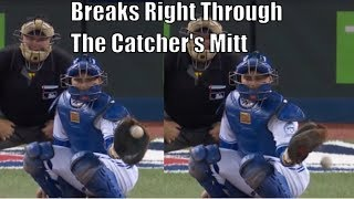 MLB Destroying The Mitt Compilation