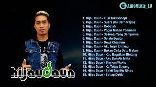 Gambar cover Full album lagu terbaik HijauDaun