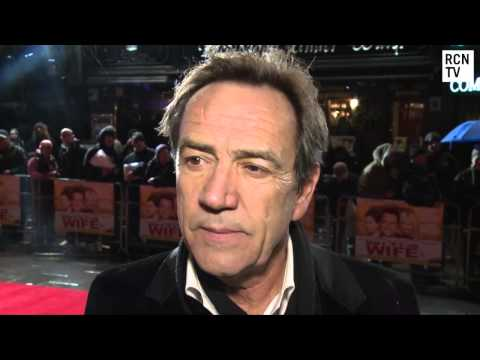 Robert Lindsay   Run For Your Wife World Premiere