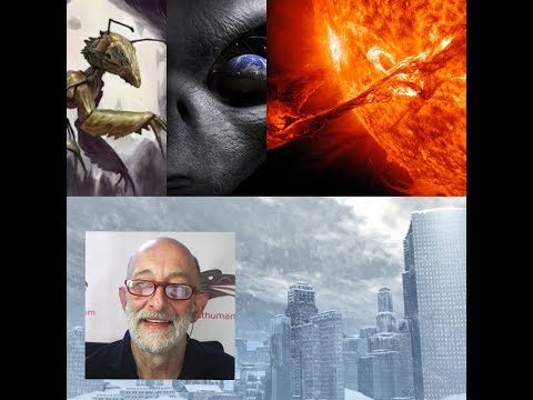 Major Earth Changes/New Ice Age/Encounters with ET consciousness with Clif High