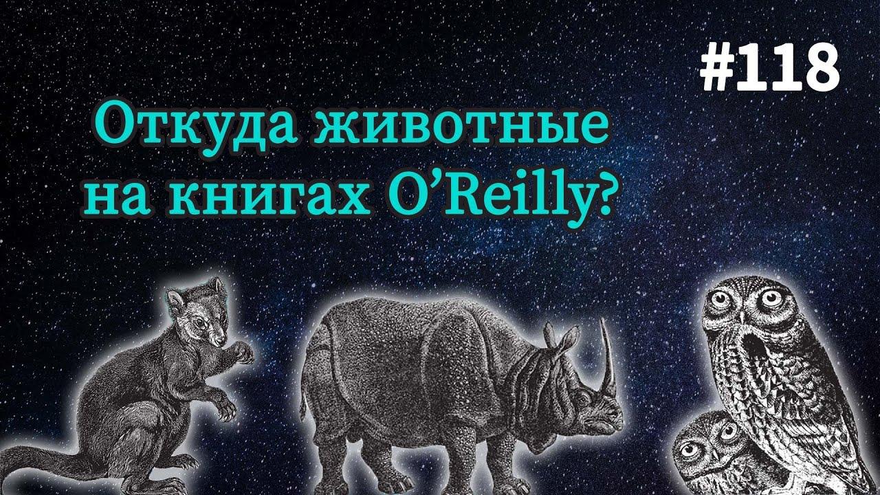 ОТКУДА ЖИВОТНЫЕ НА КНИГАХ O'REILLY? — Суровый веб #118  - «Видео уроки - CSS»