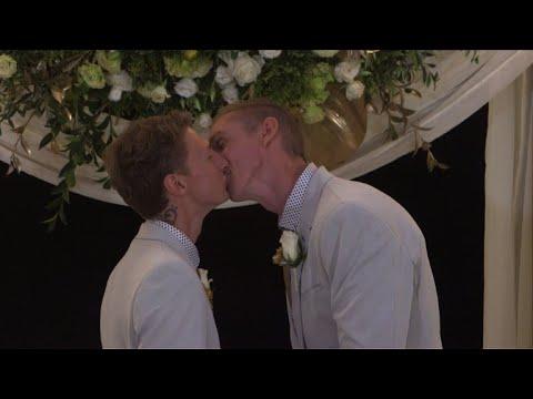 Premiers mariages gays: Où
