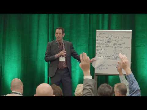 Jim Reed - Management vs Leadership