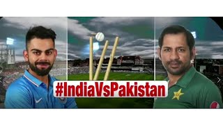 India vs Pakistan match: Pak wins the toss and chooses to field thumbnail