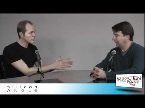 Doug Cutting, Founder of Hadoop - Extraction Point with John Furrier