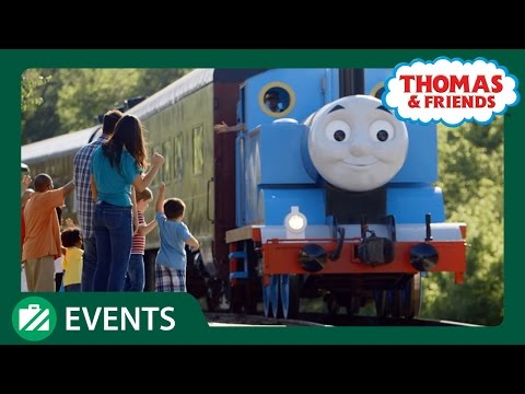 Fun Day at Day Out With Thomas™!  Events Out with Thomas  Thomas & Friends