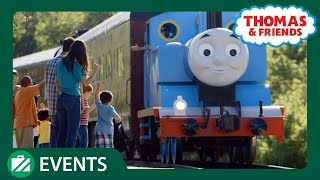 Fun Day at Day Out With Thomas™! | Events Out with Thomas | Thomas & Friends