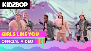 Смотреть клип Kidz Bop Kids - Girls Like You