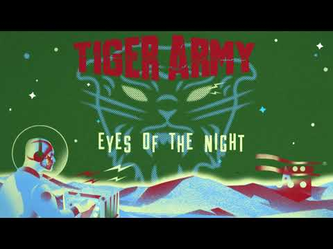 Tiger Army - Eyes Of The Night Mp3