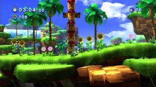 Sonic Generations Demo #1 Quick Play