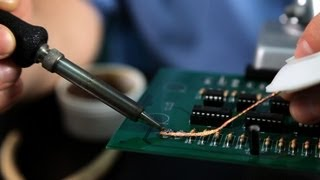 How to Remove Solder | Soldering