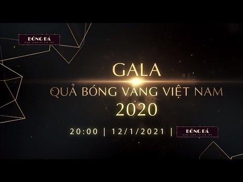 🔴TRỰC TIẾP: GALA TRAO GIẢI QUẢ BÓNG VÀNG VIỆT NAM 2020 | VINH DANH CẦU THỦ XUẤT SẮC NHẤT VIỆT NAM