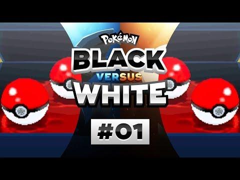 Pokemon Black and White Versus - EP01 | FREAKING DRAGON RAGE