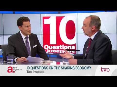 10 Questions on the Sharing Economy