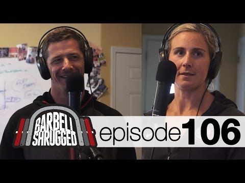 Olympic Gold Medalist Rower Erin Cafaro and Brian Mackenzie of CrossFit Endurance - EPISODE 106
