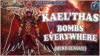 GrubbyGrubby | Heroes of the Storm - Kael