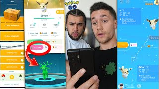 DO THIS GLITCH BEFORE POKÉMON GO PATCHES IT…