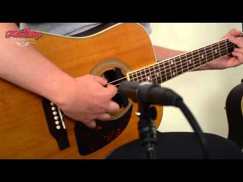 Epiphone DR-500R MNS | Masterbilt at The Fellowship of Acoustics