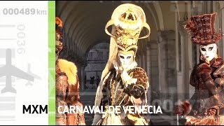 Madrileños por el Mundo: Carnaval de Venecia 2016