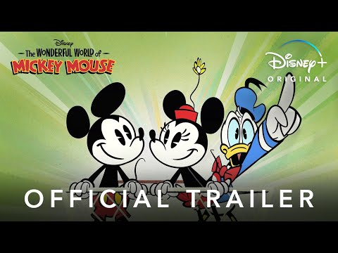 The Wonderful World of Mickey Mouse | Official Trailer | Disney+