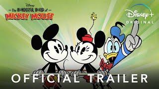 Bekijk trailer The Wonderful World of Mickey Mouse (18 november op Disney+)