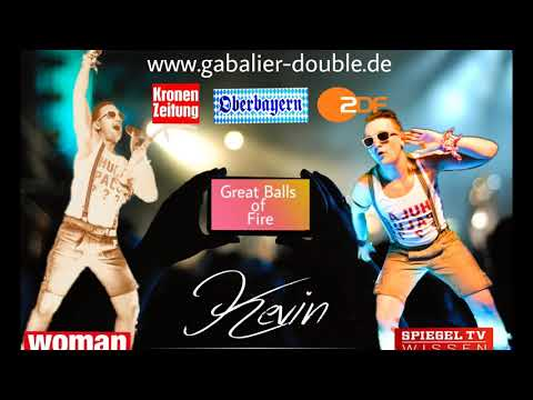 "Double Kevin - Cover von ""Great Balls of Fire"" (Jerry Lee Lewis)"
