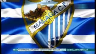 Malaga Klüp Arması / Semboller ve Renkler