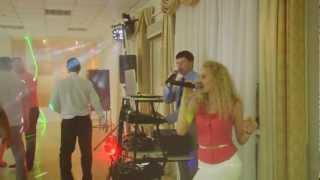 Живая музыка на свадьбу в Ростове и Краснодаре Дмитрий и Ольга