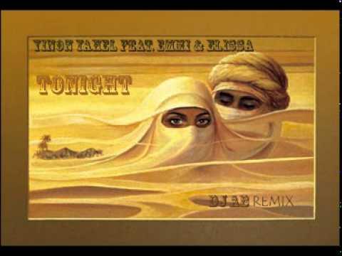Yinon Yahel feat. Emmi & Elissa - Tonight-Dj Ab Remix