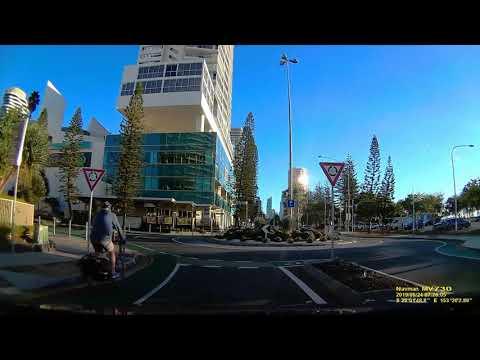 Driving In Gold Coast Queensland