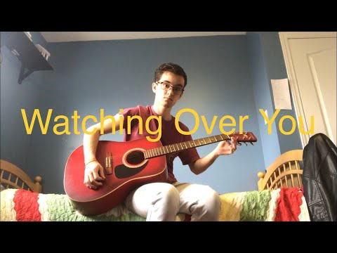 watching over you - original song - acoustic instrumental song - fingerstyle