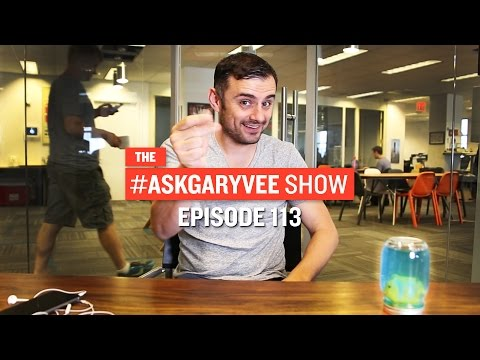 AskGaryVee Episode 113: Do You Have To Choose Between Two Passions?