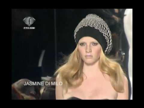 fashiontv  FTV.com  Lara Stone FW 200708