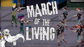 """""""IT'S FTL BUT WITH ZOMBIES!!!"""" - March of the Living 1080p HD Gameplay Walkthrough"""