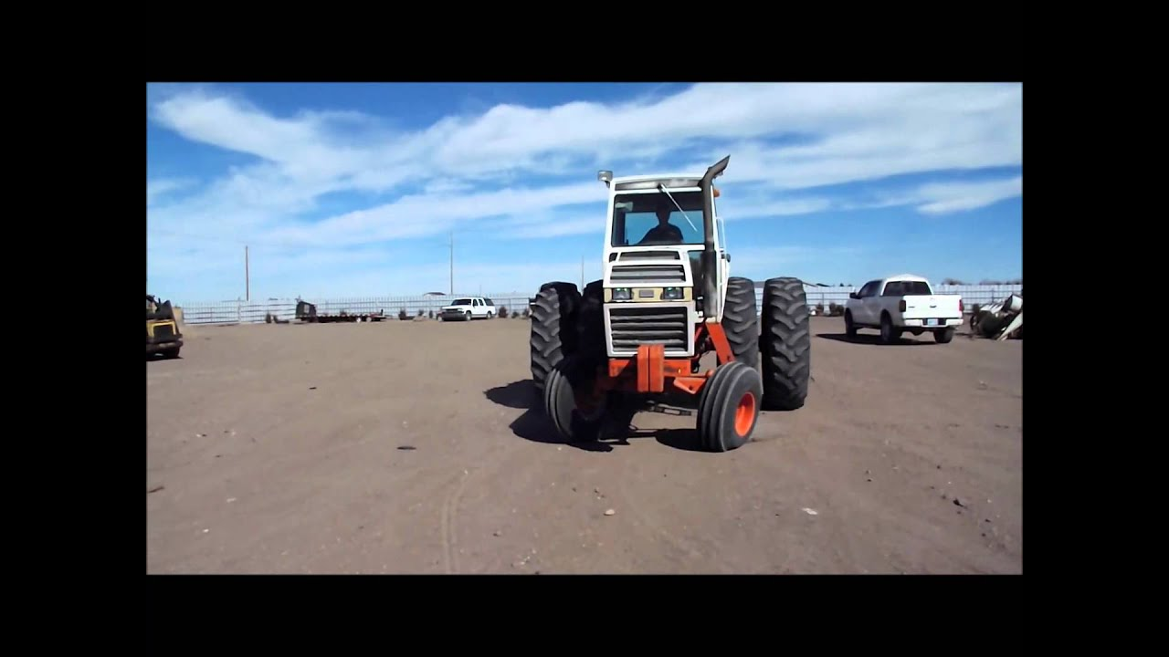 Parts Tractor 2590case : Case tractor for sale sold at auction april
