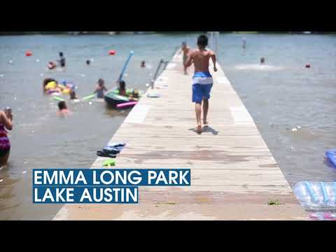 The Local's Guide To Austin Swimming Holes | Most Popular Places To Swim In Austin