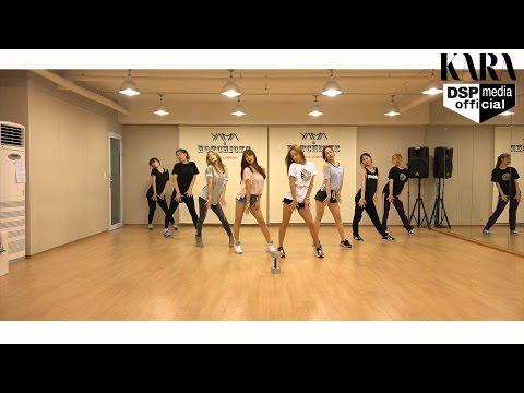 KARA(카라) - CUPID(큐피드) Choreography Vod