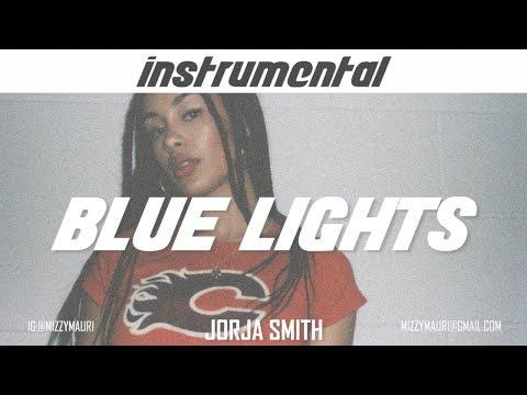 Jorja Smith - Blue Lights (INSTRUMENTAL)