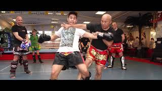 Thai-Boxen (Muay-Thai) bei Kaminari Düsseldorf