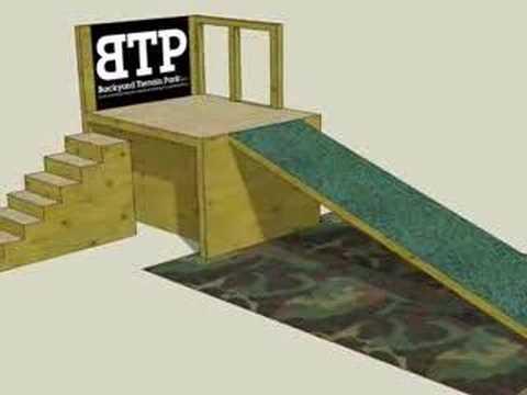Backyard Terrain Park.com Animation 3 - YouTube