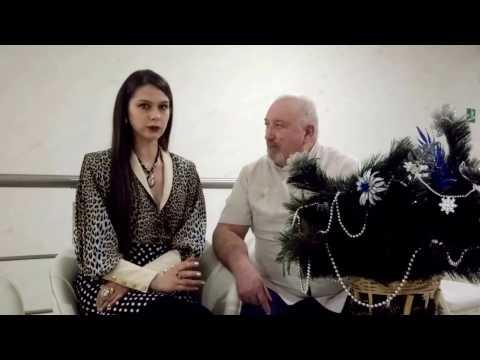Праздничное интервью с Анастасией Лупповой